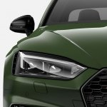 Indian-spec 2018 Audi RS 5 Coupe Sonoma Green Metallic headlamp