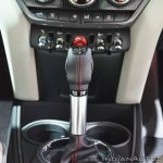 MINI Countryman gear selector