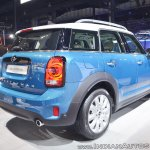 MINI Countryman rear three quarters