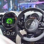 MINI Countryman steering wheel