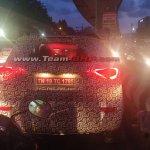 Mahindra S201 (SsangYong Tivoli based SUV) tail lamp LED signature