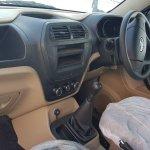 Mahindra TUV300 Plus entry level trim dashboard
