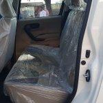 Mahindra TUV300 Plus entry level trim second row seats