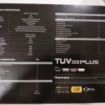 Mahindra TUV300 Plus spec sheet