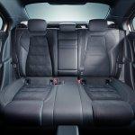 Mercedes A-Class L Sedan rear seats