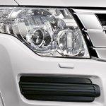 Mitsubishi Pajero Final Edition 3-door headlamp washer