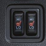 Mitsubishi Pajero Final Edition 3-door seat heating
