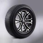 Mitsubishi Pajero Sport Rockford Fosgate alloy wheel