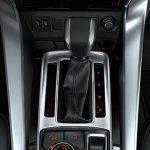 Mitsubishi Pajero Sport Rockford Fosgate gearshift lever