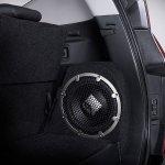 Mitsubishi Pajero Sport Rockford Fosgate subwoofer