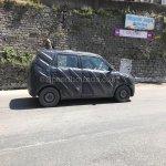 Next-gen 2018 Maruti Wagon R right side spy shot
