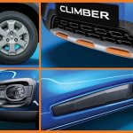 Renault Kwid Climber South Africa exterior details