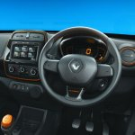 Renault Kwid Climber South Africa interior