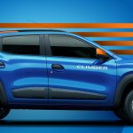 Renault Kwid Climber South Africa side view