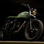 Royal Enfield Classic 350 Envy Eimor Customs front right quarter