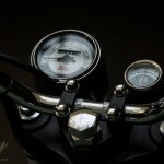 Royal Enfield Classic 350 Envy Eimor Customs instrument cluster