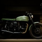 Royal Enfield Classic 350 Envy Eimor Customs right side