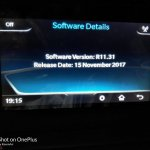Tata Nexon software update