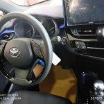 Toyota Izoa interior