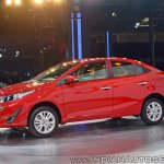 Toyota Yaris launched in India at INR 8.75 lakhs