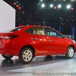 Toyota Yaris launched in India