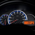 2018 Datsun GO+ (facelift) instrument panel
