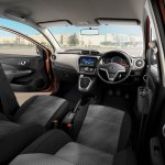 2018 Datsun GO+ (facelift) interior