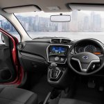 2018 Datsun GO (facelift) interior