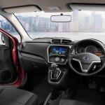 2018 Datsun GO (facelift) interior