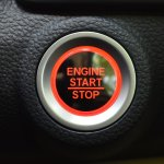 2018 Honda Amaze engine start-stop button