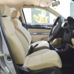 2018 Honda Amaze front seats enhanced