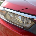 2018 Honda Amaze headlamp close-view