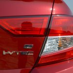 2018 Honda Amaze right-side tail lamp