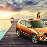 2018 Hyundai Creta facelift couple