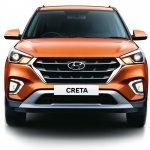 2018 Hyundai Creta facelift front