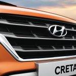 2018 Hyundai Creta facelift grille