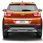 2018 Hyundai Creta facelift rear