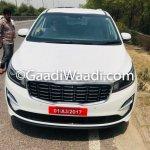 2018 Kia Carnival (facelift) front India