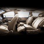 2018 Kia Carnival (facelift) interior cabin