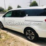 2018 Kia Carnival (facelift) rear three quarters India
