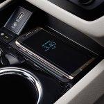 2018 Kia Carnival (facelift) wireless charging pad