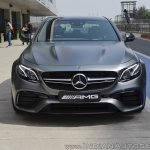 2018 Mercedes-AMG E 63 S review front