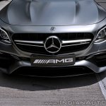 2018 Mercedes-AMG E 63 S review nose section