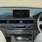 Audi A5 Cabriolet review centre console