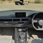 Audi A5 Cabriolet review dashboard