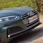 Audi A5 Cabriolet review nose