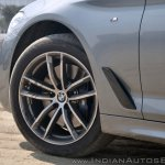 BMW 5-Series 530d review alloy wheels