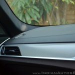 BMW 5-Series 530d review dashboard trim