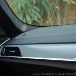 BMW 5-Series 530d review dashboard trim