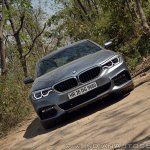 BMW 5-Series 530d review front